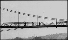 Pont de fil Tours